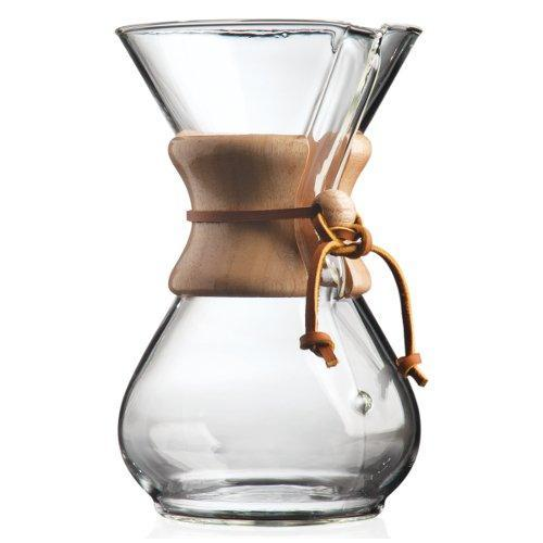 POUR-OVER CARAFE // CHEMIX® SIX-CUP CLASSIC